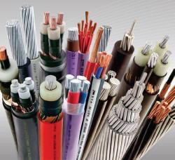 Cable de baja tensión y alumbrado