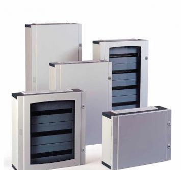 Armarios y cuadros eléctricos metálicos
